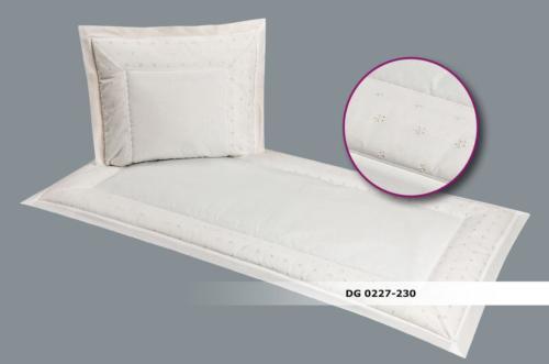 Deckengarnitur 0227-230 BW elfenbein