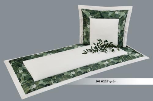Deckengarnitur 0227 BE grün