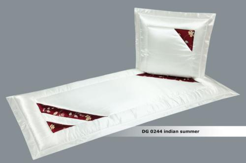 Deckengarnitur 0244 A elf - Indian Red Summer